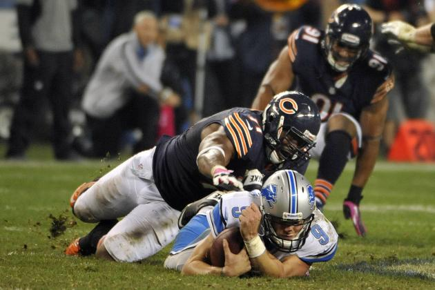 Matthew Stafford, Detroit Lions' Offense Disappoint
