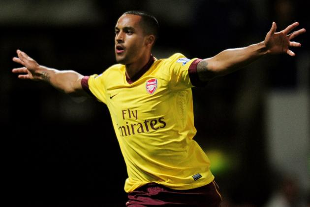 Arsenal: Juventus Lead Chase for Signature of Theo Walcott