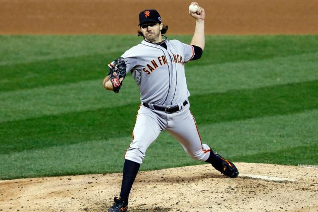 World Series 2012: San Francisco Giants' Pitchers Will Shut Down Tigers' Bats