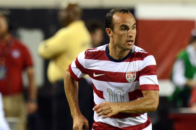 Landon Donovan: American Star Pondering Retirement From International Play