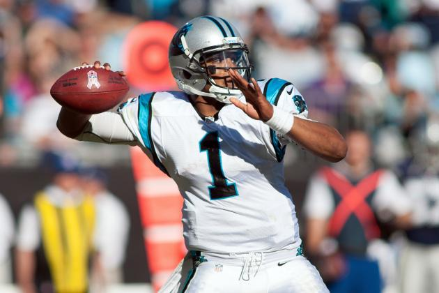 Week 8 NFL Picks: Carolina Panthers and Teams Doomed to Lose