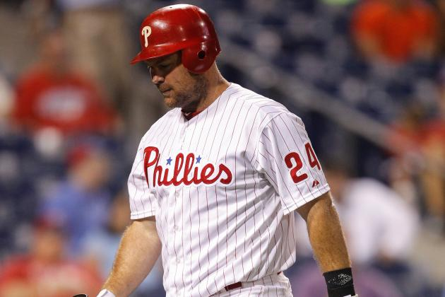 Report: Phillies to Decline $4 Million Option on Ty Wigginton