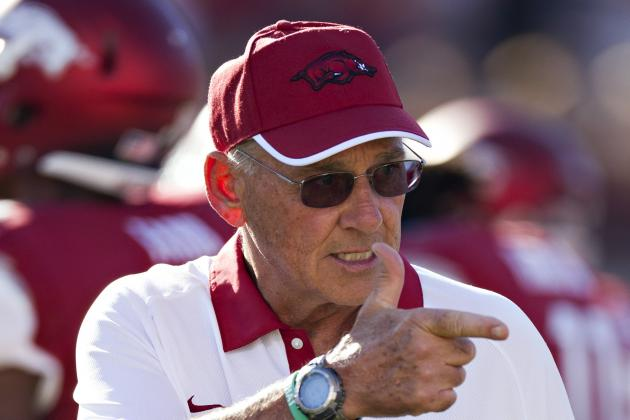 4 Downs: Arkansas Healthy as Can Be Entering Ole Miss Week