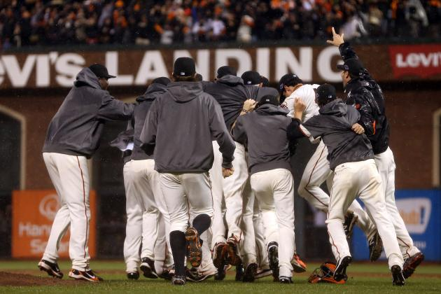 World Series Schedule 2012: Where & When to Watch Giants vs. Tigers Fall Classic