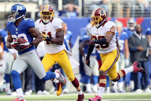 Film Breakdown: Victor Cruz and Giants Torch Redskins for Game-Winning Touchdown