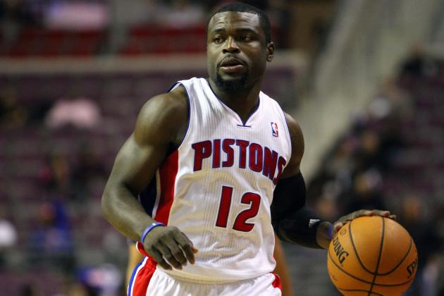 Position Battles Heat Up as Pistons Opener Nears