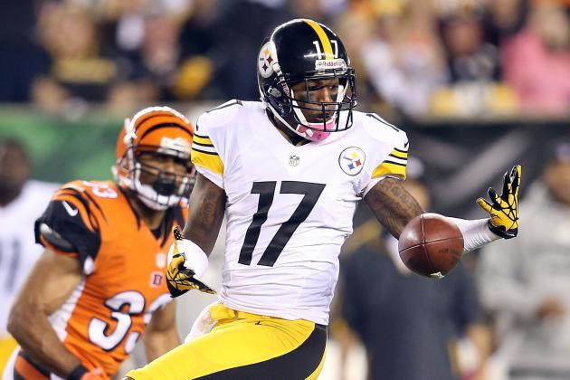 Drops Don't Shake Roethlisberger's Confidence in Wallace