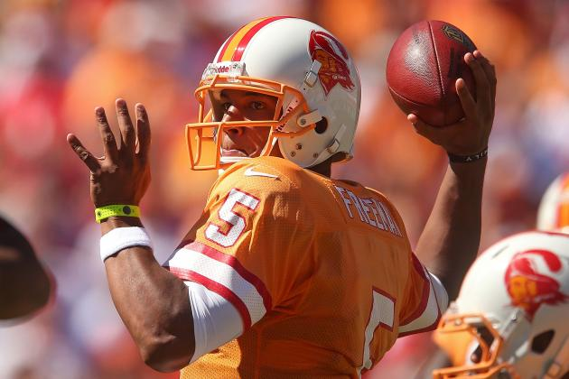 Josh Freeman: Breaking Down the Bucs Signal-Caller at the Midpoint of the Season