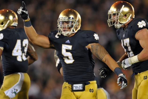 Why Oklahoma Will Make or Break Manti Te'o's Heisman Campaign