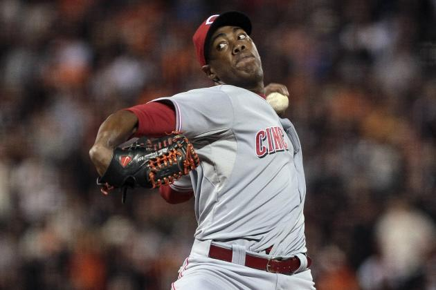 Why Aroldis Chapman Should Start