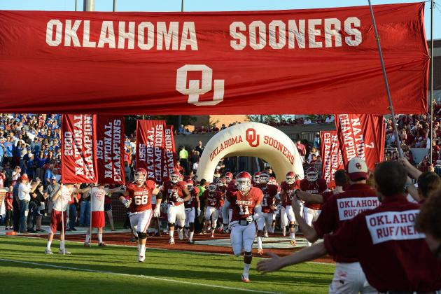 Why Oklahoma's Offense Is Perfectly Designed To Torch Notre Dame's Secondary