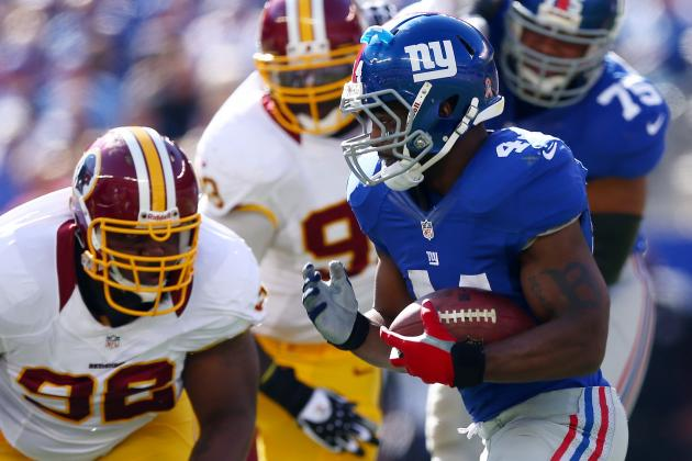 Is Ahmad Bradshaw Right? Should Giants Run the Ball More?