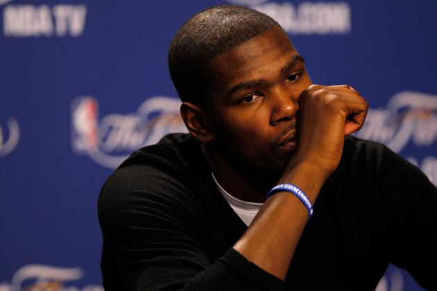League GMs Say Durant Now More Clutch Than Kobe