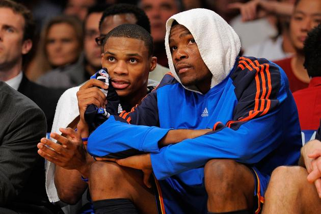 Scott Brooks Will Rest Kevin Durant and Russell Westbrook Against Bulls