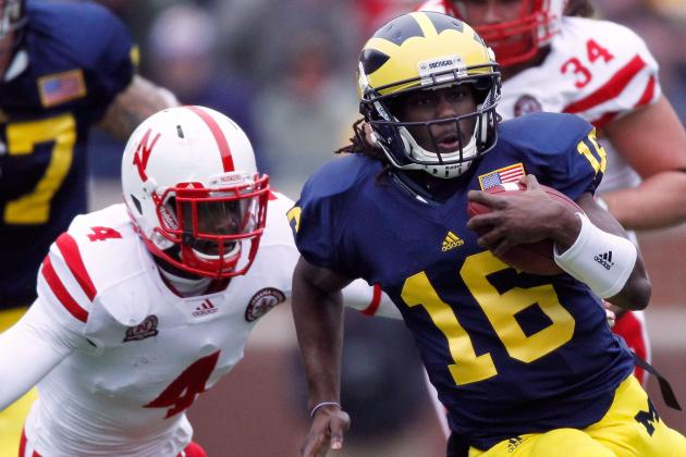 Michigan vs. Nebraska: TV Schedule, Live Stream, Radio, Game Time and More