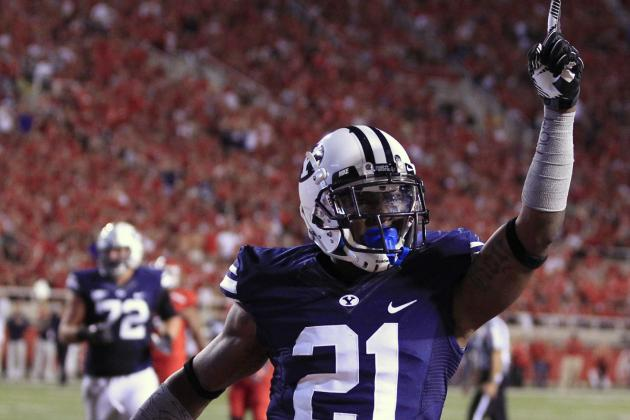 Dick Harmon: Freshman Jamaal Williams becoming key BYU cog | Deseret News