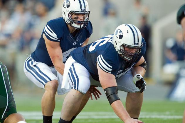 BYU Football Notebook: BYU Getting Thin on the Offensive Front