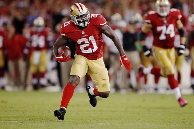 Frank Gore: Fantasy Owners Must Have Backup Plan in Place for 49ers RB