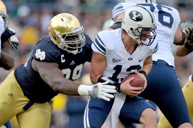 BYU Football: 4-4 Cougars Gearing Up for Another Road Trip
