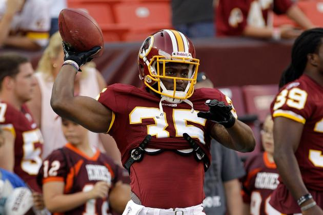 Redskins Make Change at Running Back