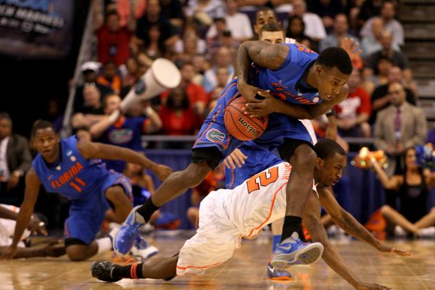 UF Hoops Scrimmage Reveals Prather Improvement