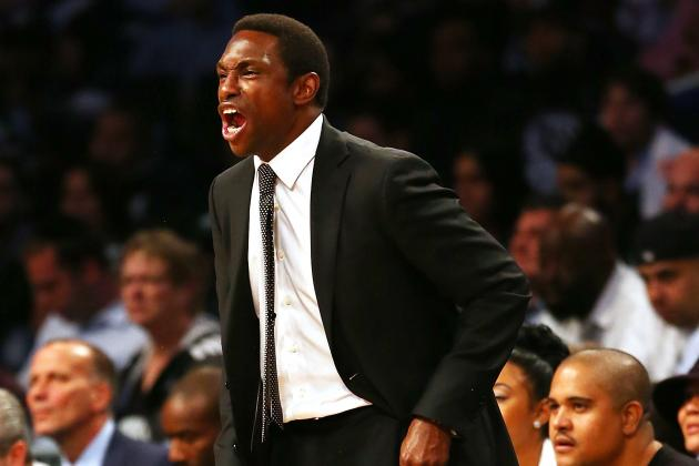 With Nets' Roles Undecided, a Focus on Attitude