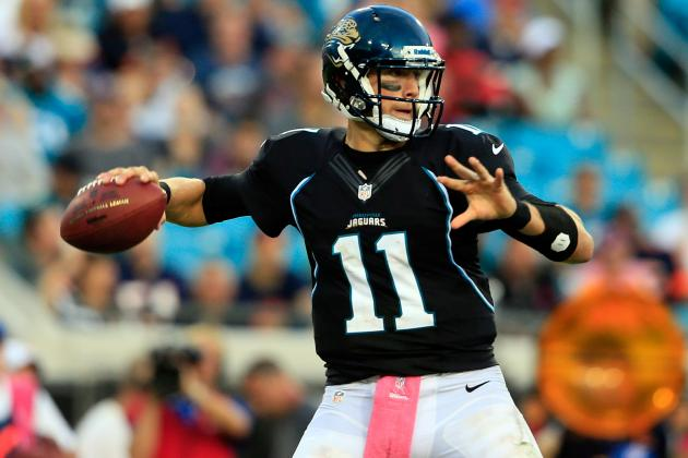 Buying or Selling Jaguars Trade for Tim Tebow After Blaine Gabbert Injury