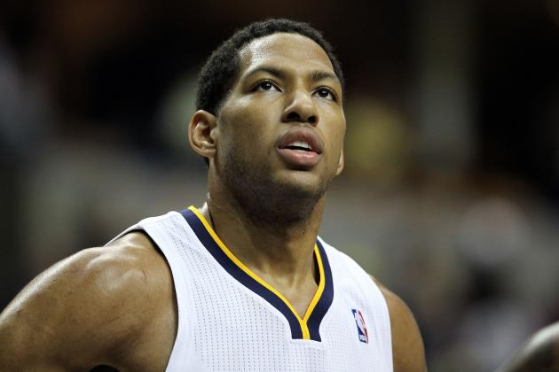Why Indiana Pacers Would Be Insane to Trade Danny Granger