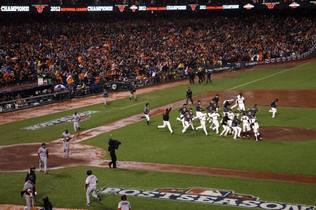 2012 World Series: Record Against Common Foes Give SF Giants the Edge