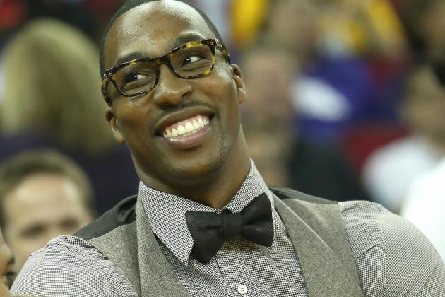 Dwight Howard's Trade to LA Lakers Drove Him to Drink in Celebration