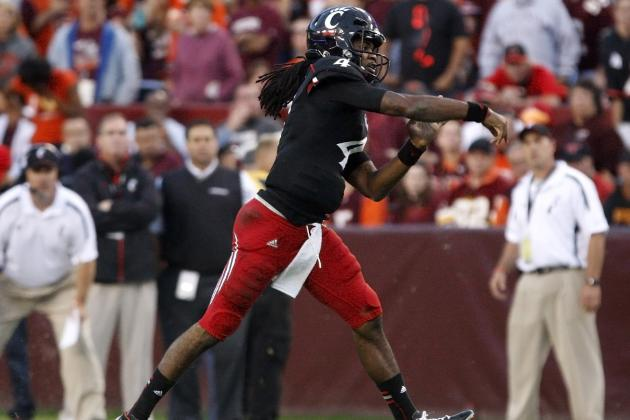 Cincinnati Bearcats Football: After Loss to Toledo, Rival Louisville Awaits
