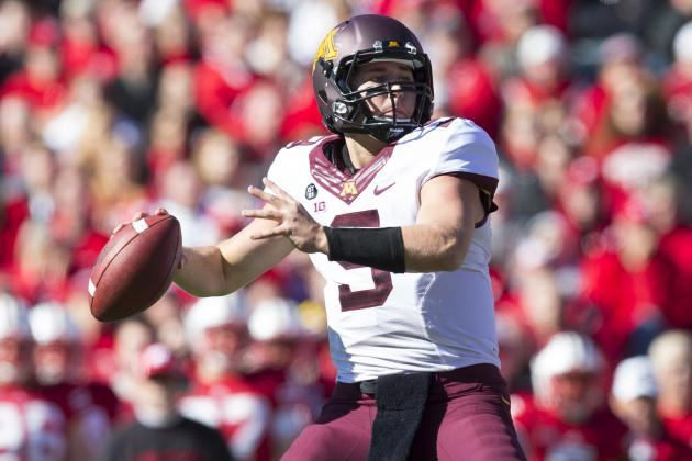 Gophers QB Philip Nelson Cool Under Pressure in His College Debut