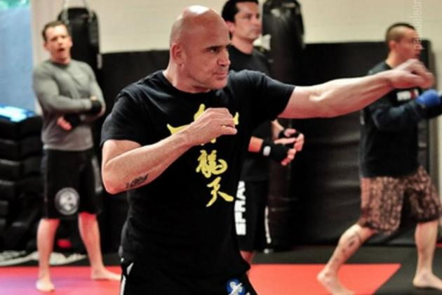 Bas Rutten, Todd Harris Paired as World Series of Fighting Broadcast Team