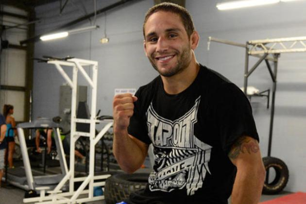 Battery Charges Against Chad Mendes Dropped