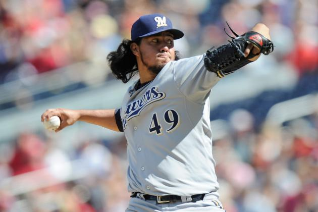 The Milwaukee Brewers' 2012 Report Card: Part Three