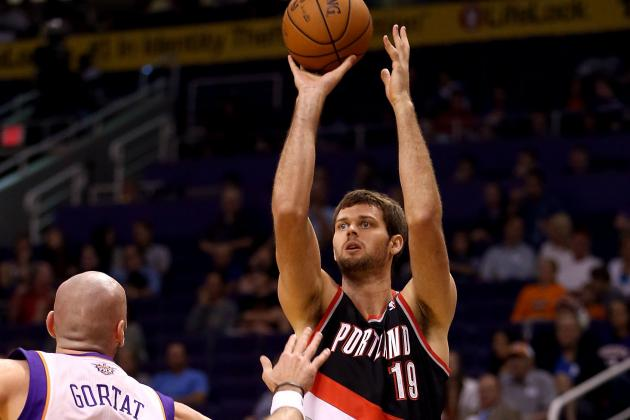 Meet the Trail Blazers 2012: Joel Freeland