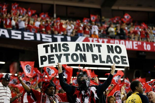 Atlanta Falcons Fans Learning to Enjoy Critics' Silence