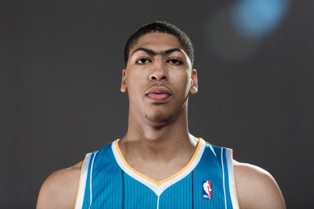 New Orleans Hornets Rookie Anthony Davis Already on GM's Radar