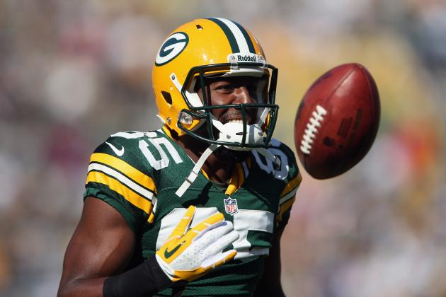 Greg Jennings: Green Bay Packers Must Be Extremely Cautious with Injured WR