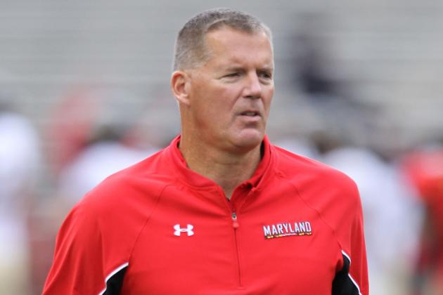 Randy Edsall Waxes on Mules, Farmers and Wells