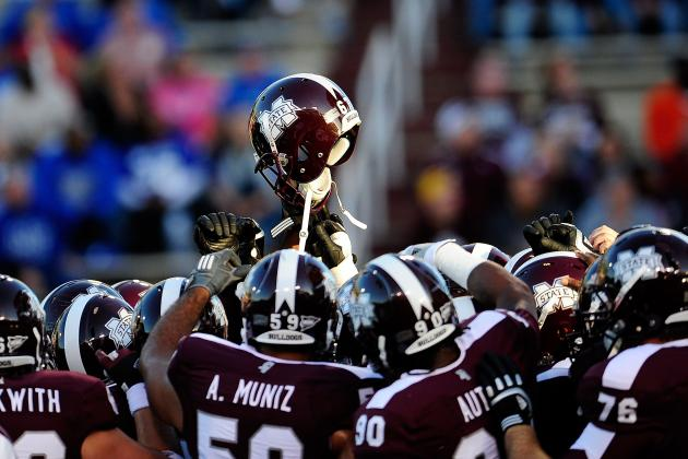 Mississippi State Football: Don't Count Out Underdog Bulldogs Against Alabama