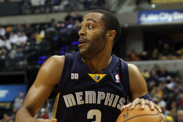 Grizzlies' Wayne Ellington Fighting Hard for Time