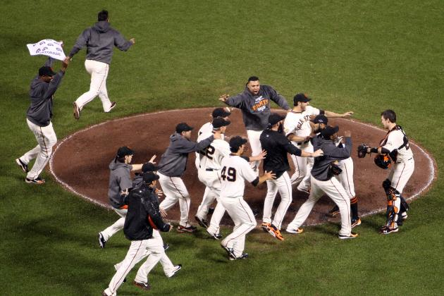 Are the 2012 Giants the Greatest Comeback Team in Postseason History?