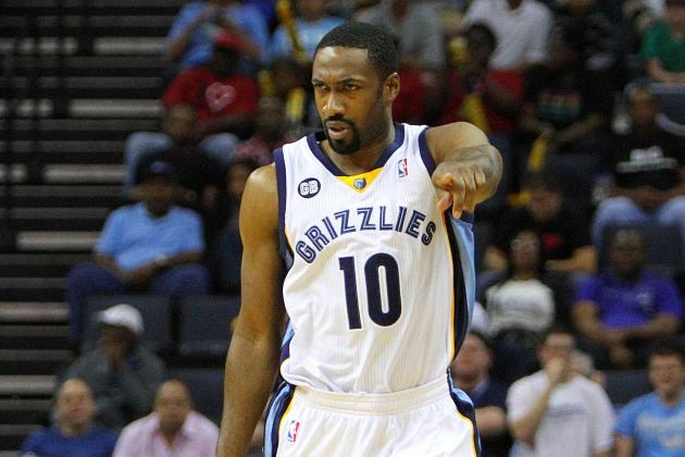Gilbert Arenas Close to One-Year Deal with Guangdong Southern Tigers