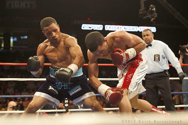 Karim Mayfield Looks to Join Andre Ward and Nonito Donaire at the Top