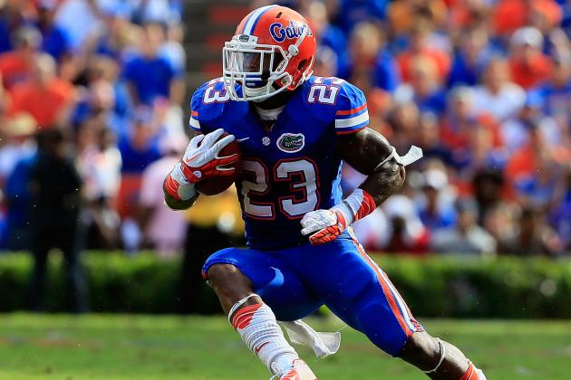 Florida Football: Why Offensive Line, Gillislee Are Keys to Beating Georgia