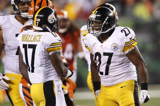 NFL Rumors: Should Jonathan Dwyer Remain Starting Running Back in Pittsburgh?