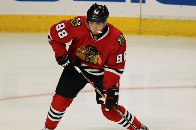 Patrick Kane Signs with Team in Switzerland