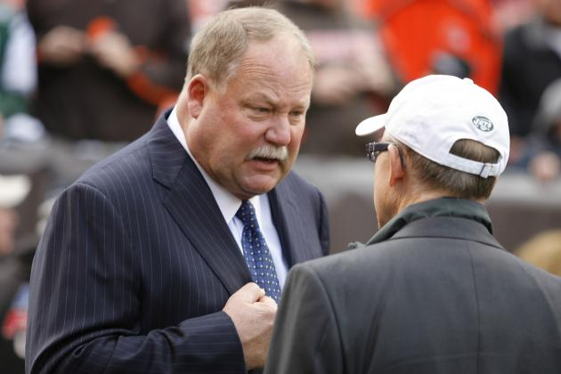 Outgoing President Mike Holmgren Doesn't Rule Out Return to Coaching