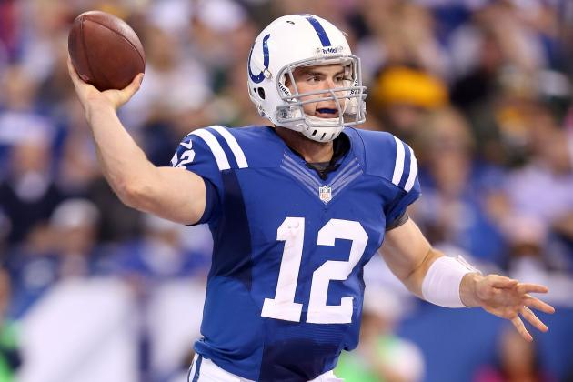 Andrew Luck: Breaking Down Rookie QB's Chances of Taking Colts to Playoffs